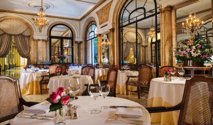 Dine in L'Orangerie