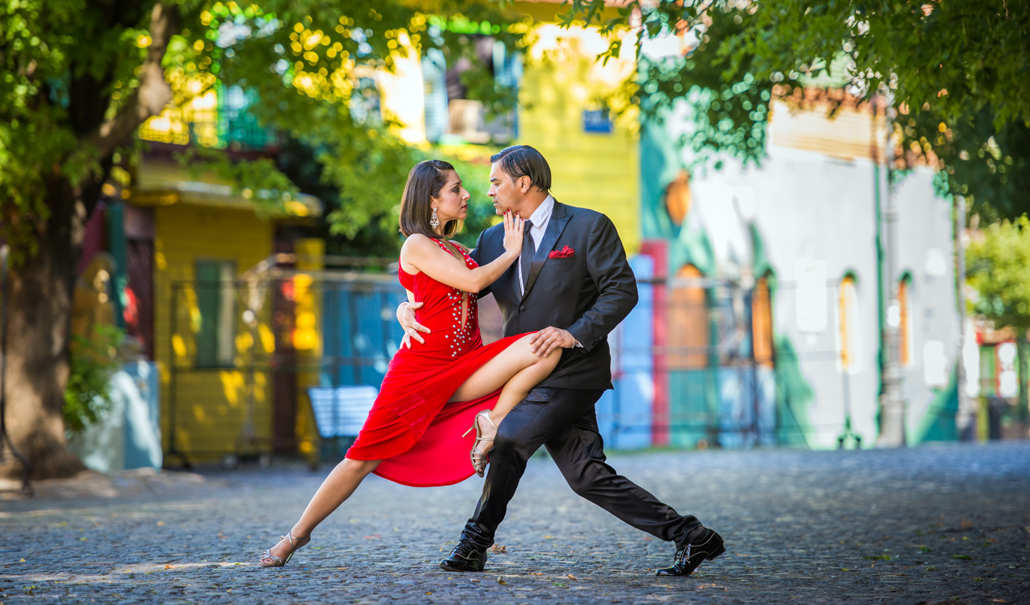 Catch a spot of tango in Buenos Aires