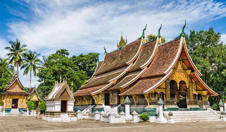 Wat Xieng Thong Temple, Luang Prabang, Laos | Black Tomato
