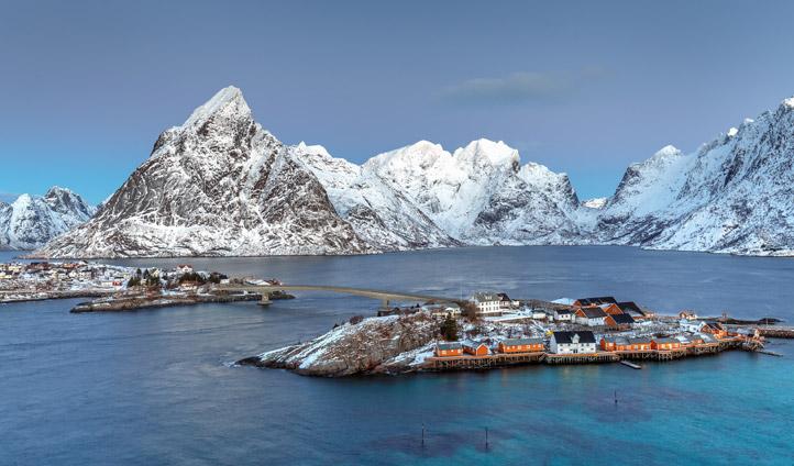 Lofoten Archipelago, Norway