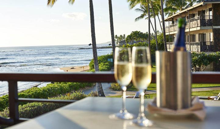 A view from Ko'a Kea, Kauai