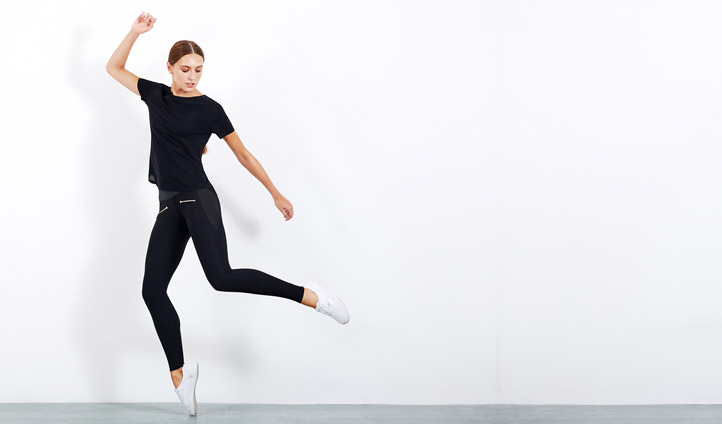 ADAY technical clothing perfect for a wellness holiday