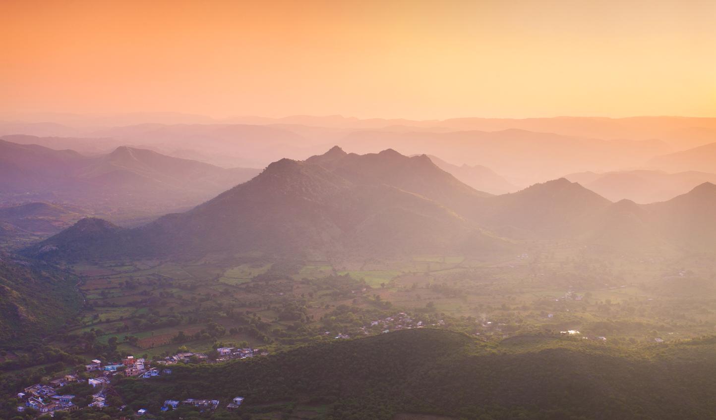 Escape to the Aravalli Hills