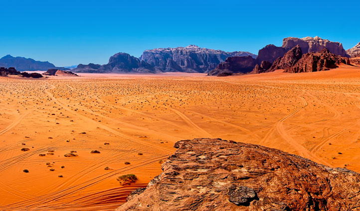 Welcome to Jordan's Red Planet