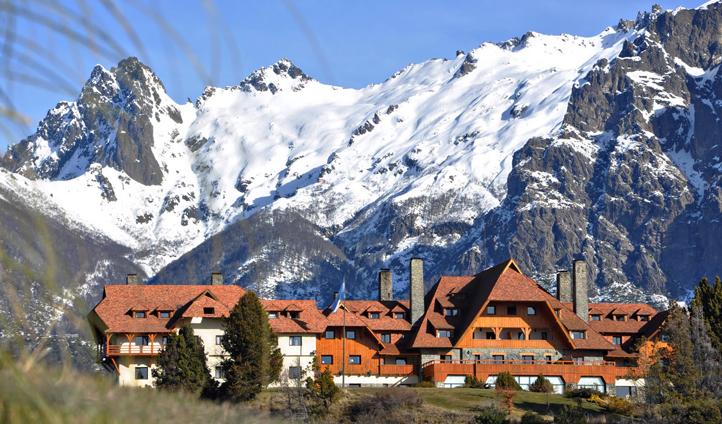 Llao Llao winter views