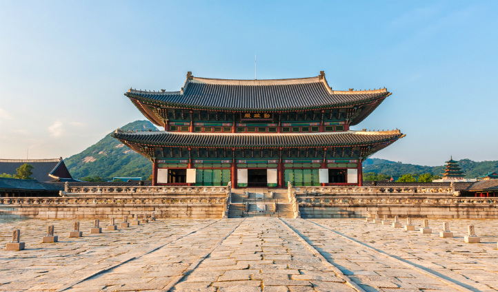 Luxury trips in South Korea