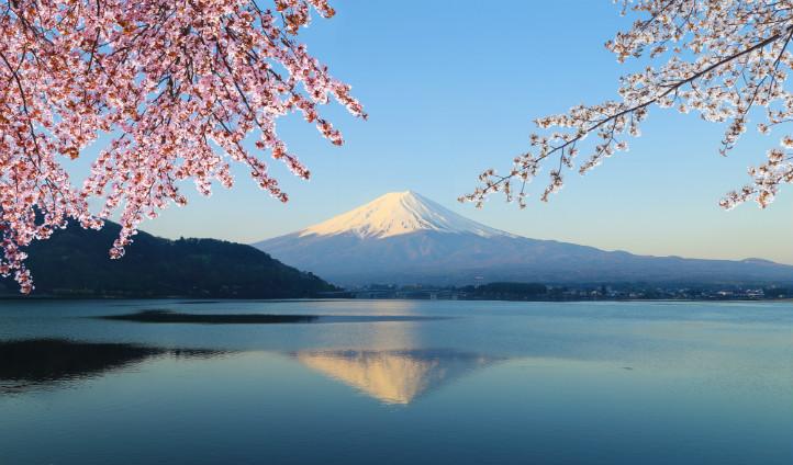 Mt Fuji, Japan   Black Tomato
