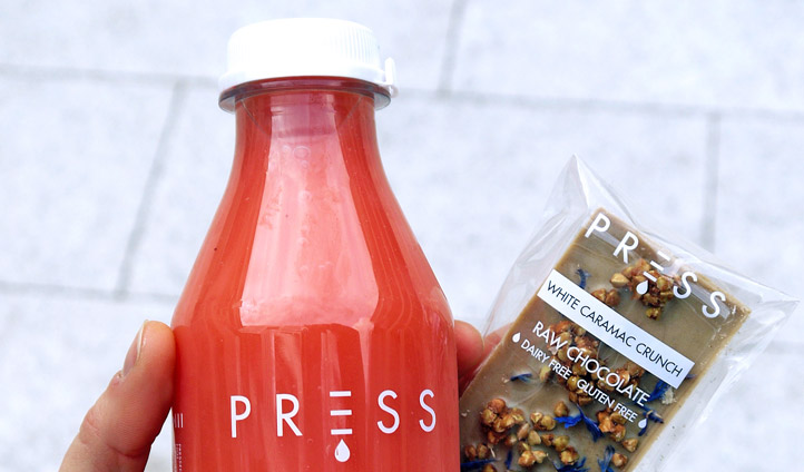 Wellness fuel from Press-London