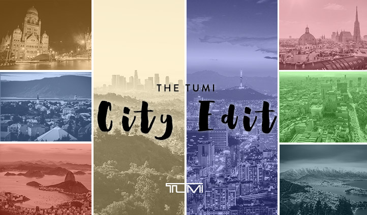 The Tumi City Edit Guides