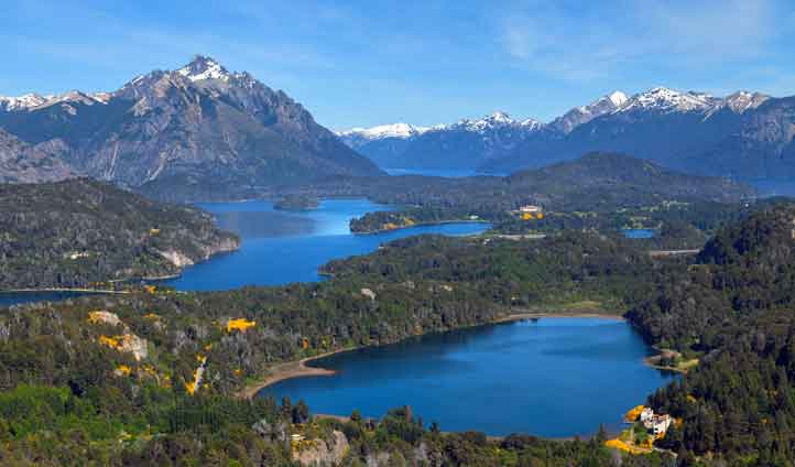 Next stop: the mountains of Bariloche