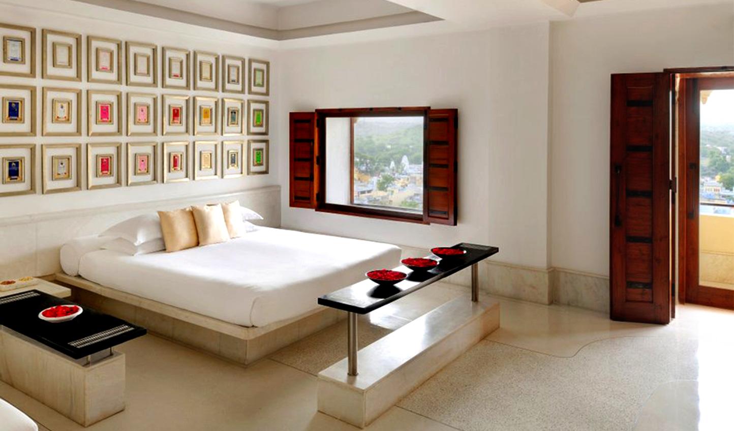 Palatial splendour at Devi Garh