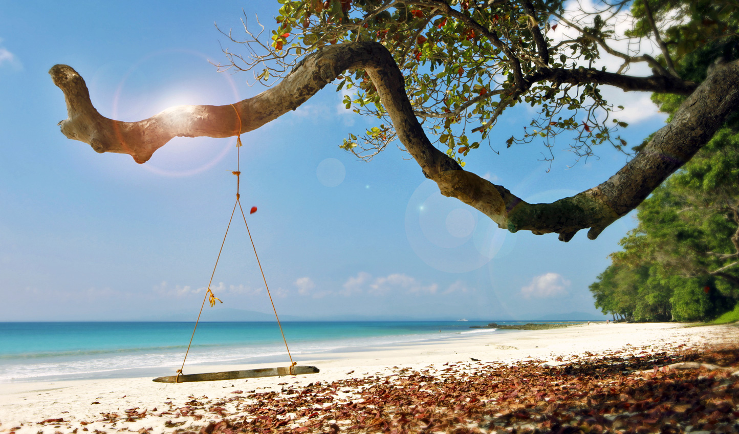 Take some time to yourself on the Andaman Islands