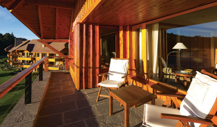 Enjoy the sun on your private terrace