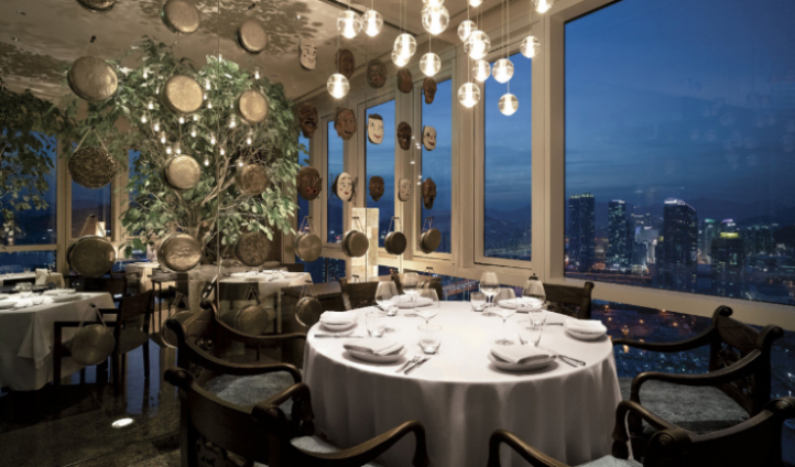 Dine in style at Park Hyatt
