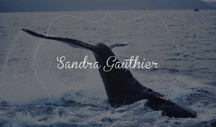 Sandra Gauthier, Marine Biologist in Quebec
