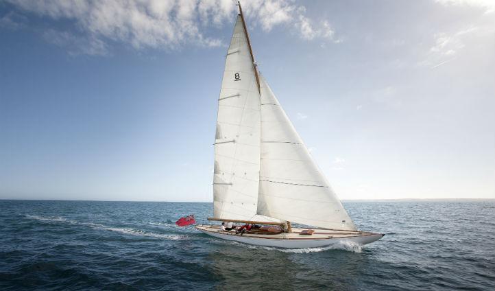 Pinuccia, Hotel Tresanton's private yacht