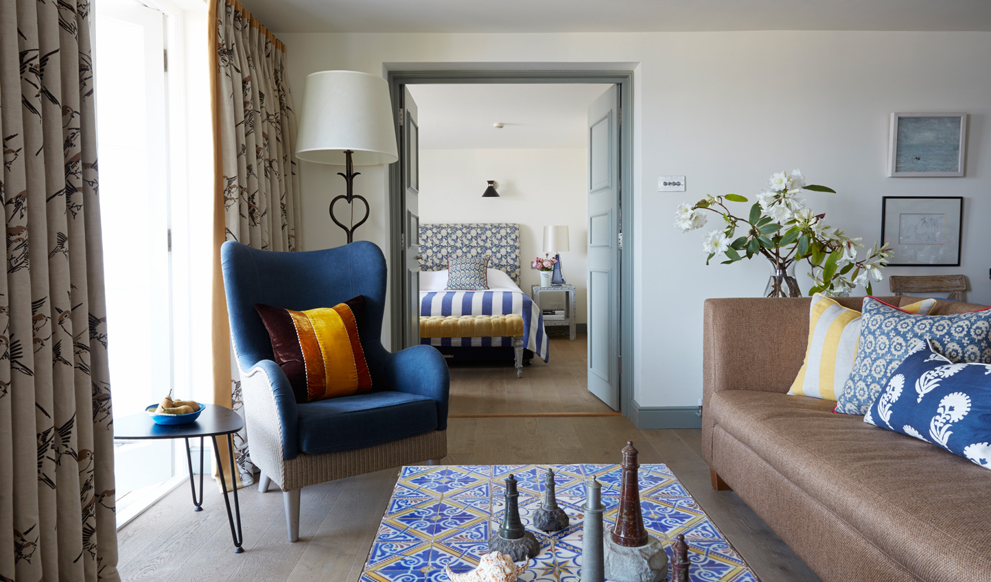 Hotel Tresanton makes for the perfect family getaway in Cornwall