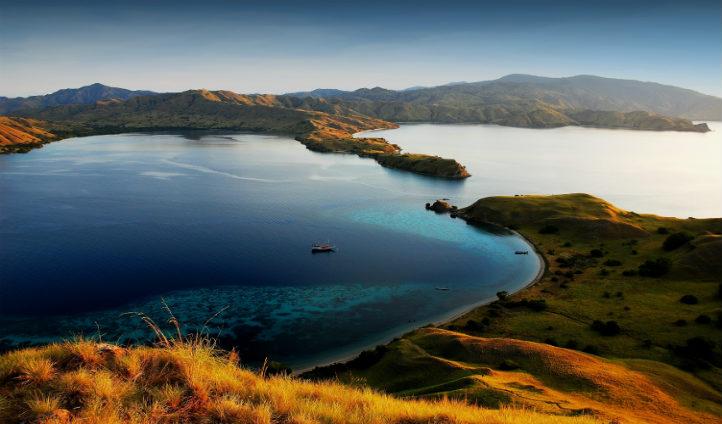 The mesmerizing Komodo Island