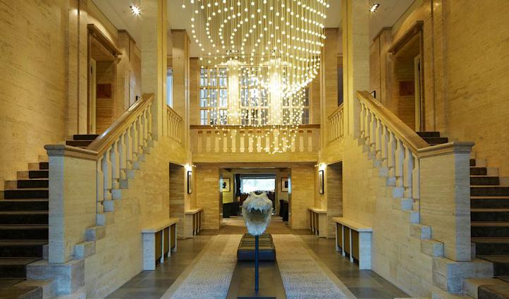 The Das Stue Lobby