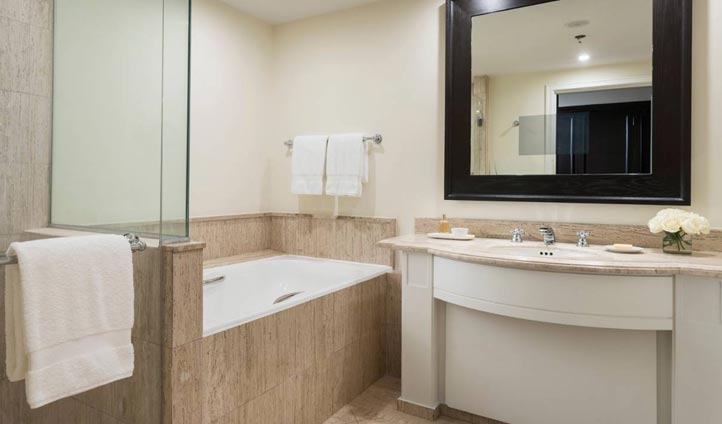 Your beautiful bathroom