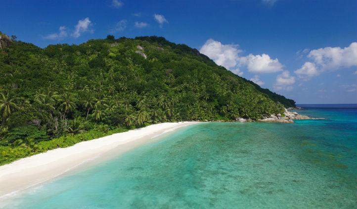 The Grand Anse Beach