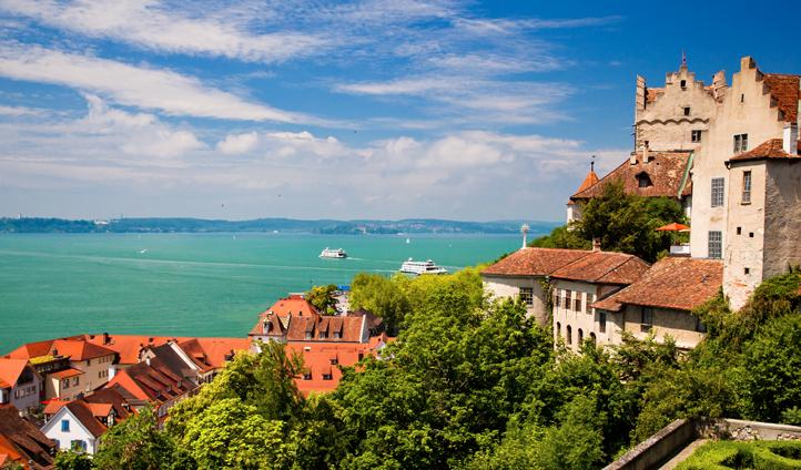 Lake Constance views