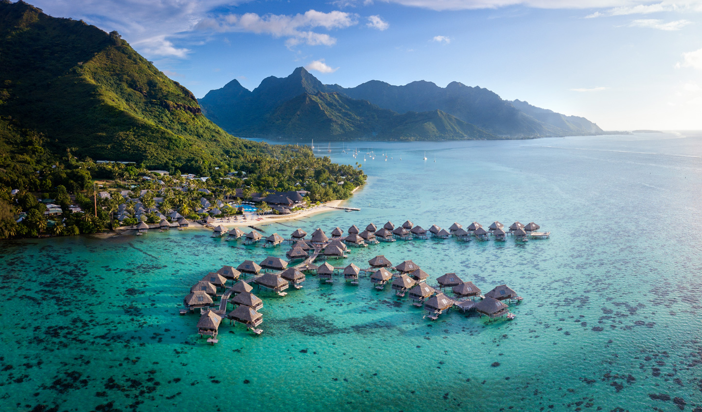 Escape to the picture-perfect isle of Moorea