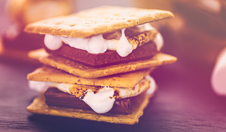 Indulge in s'mores this winter