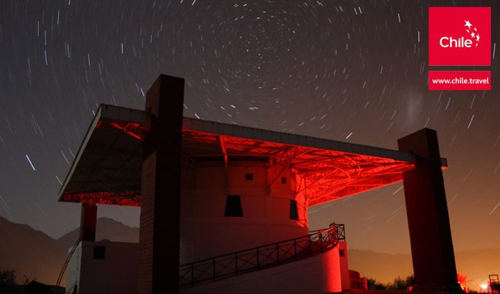 One of Chile's many observatories