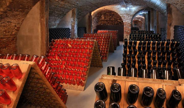 Discover a thriving wine scene ©Matej Vranic
