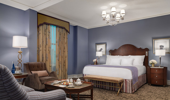 Classic yet luxurious - Image © Peabody Hotel