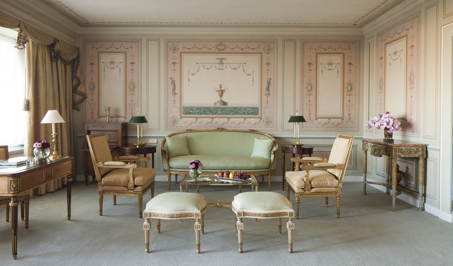 A Suite fit for Royalty