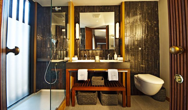 Design suite with ensuite bathroom