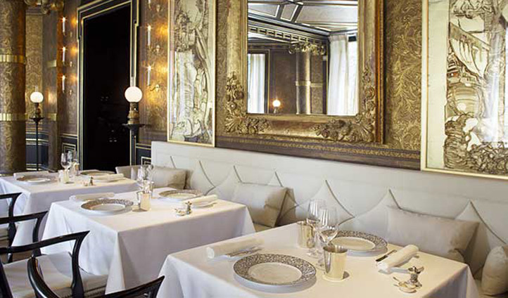 Le Gabriel Michelin starred restaurant