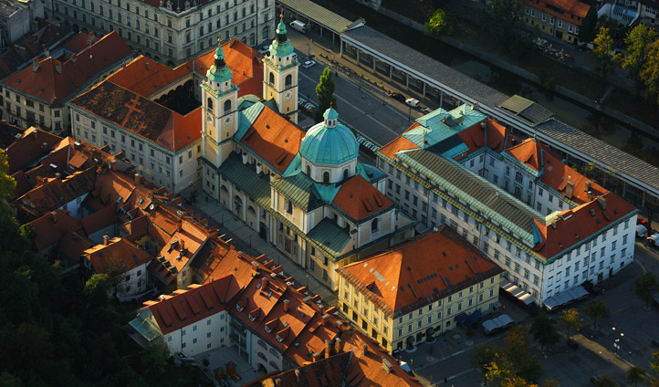 Historic sights in Slovenia