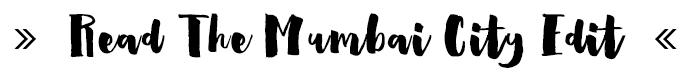 Mumabi City Guide