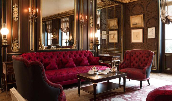 la r serve hotel and spa paris black tomato. Black Bedroom Furniture Sets. Home Design Ideas