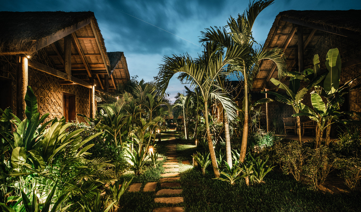 Discover a tropical hideaway just outside Siem Reap