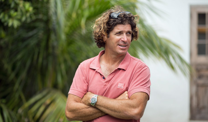 A chat with Philippe about the wrecks in Bermuda