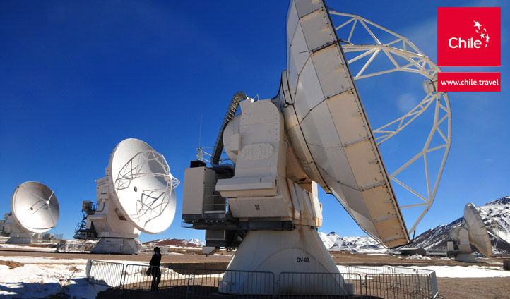 ALMA, Chile's most famous observatory