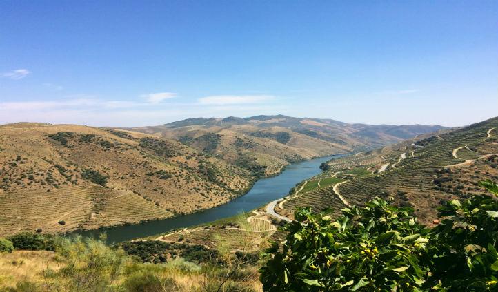 Drift along the River Douro