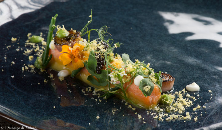 Culinary innovation at Cress Restaurant