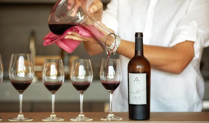 Six Senses Douro Valley wine