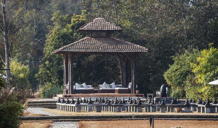 Dwarikas Dhulikhel peaceful areas