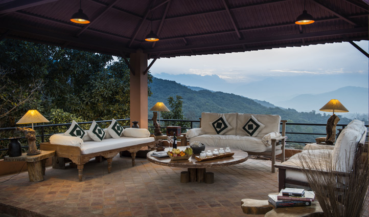 Dwarikas Dhulikhel living spaces
