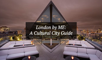 London by ME: The Culture Guide
