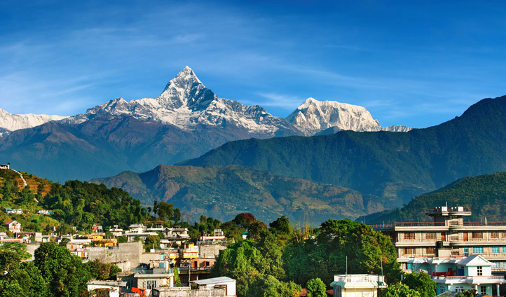 Your next stop: the city of Pokhara