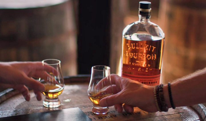 Bulleit Frontier Whiskey, Kentucky, USA
