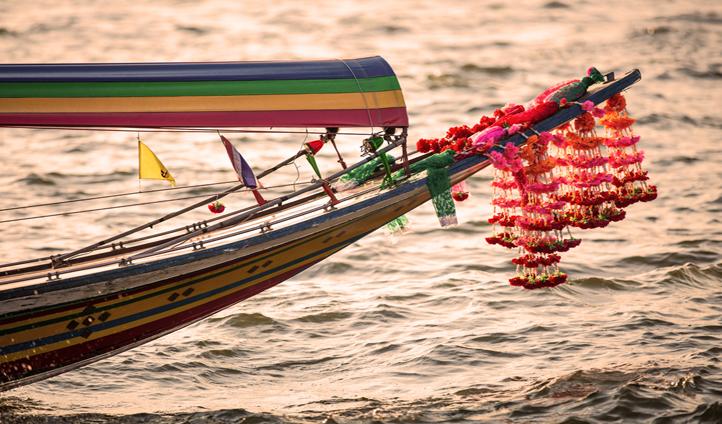 Explore the Chao Phraya River