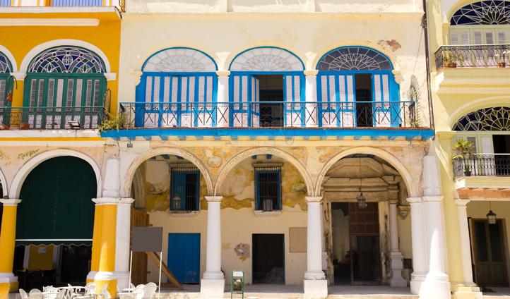 Havana's Old Town